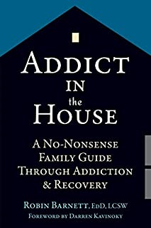 Book Cover: Addict in the House: A No-Nonsense Family Guide Through Addiction and Recovery