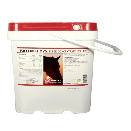 Med-Vet Biotin Ii 22X 10 Lb