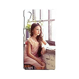 BLUEDIO Designer 3D Printed Back case cover for Sony Xperia Z1 - G6047