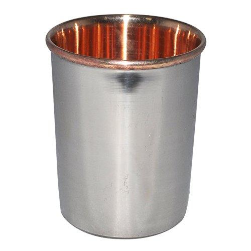 Drinkware verres tumbler cuivre vaisselle indienne