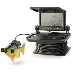 Buy Aqua-Vu AV710 Underwater Camera with 7-Inch Black White Screen and 50-Feet Cable by Aqua-Vu