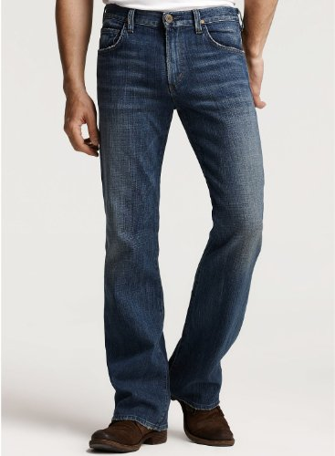 Citizens Of Humanity Mens Sid Straight Legs Blue Jeans Faded 34 x 32 34 32