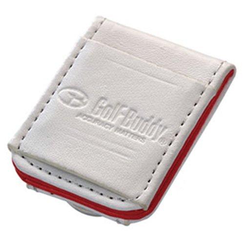 GolfBuddy VS4 Belt Clip-On Accessory, White