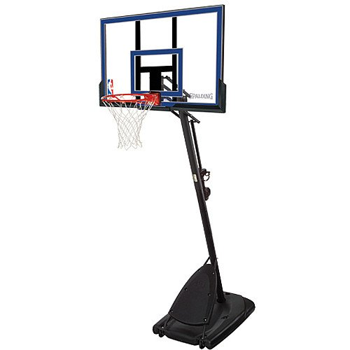 Spalding 66355 Portable Basketball System - 50