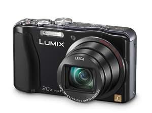 Panasonic DMC-TZ30EB-K Compact Camera - Black (14.1MP, 20x Optical Zoom) 3 inch LCD