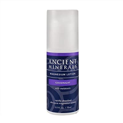 Ancient Minerals Goodnight Magnesium Lotion