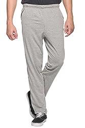 COLORS & BLENDS - Mellange - Cotton Track Pants with Zipper cross-pocket - Size M