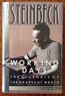 Working Days: The Journals of the Grapes of Wrath 1938-1941 (Grapes Of Wrath 1939 compare prices)