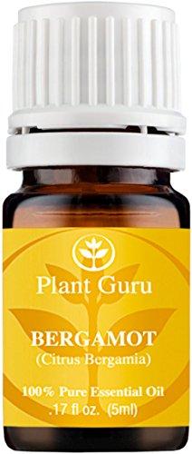 Bergamot Essential Oil. 5 ml. 100% Pure, Undiluted, Therapeutic Grade. Sample Size