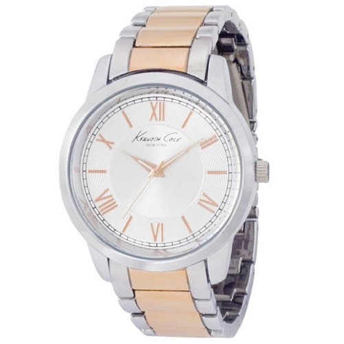 Kenneth Cole Analog Silver Dial Women's Watch - IKCW4004