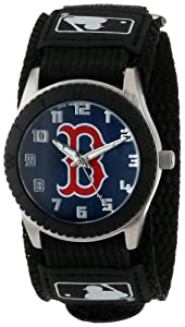 Game Time Mid-Size MLB-ROB-BOS Rookie Boston Red Sox Rookie Black Series Watch