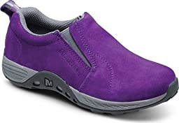 Merrell Children\'s Jungle Moc Sport,Purple/Grey Suede,US 6.5 M