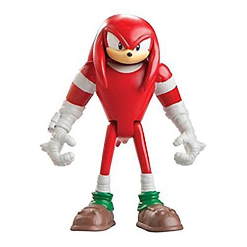 Sonic Boom TOMY 3 Inch Action Figure Knuckles - 1