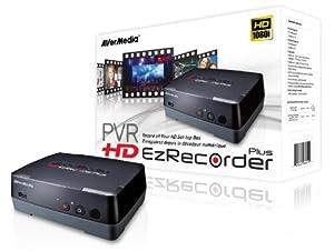 AVerMedia C283S HD EzRecorder Plus- Record Off Your HD Set-top Box 1080p