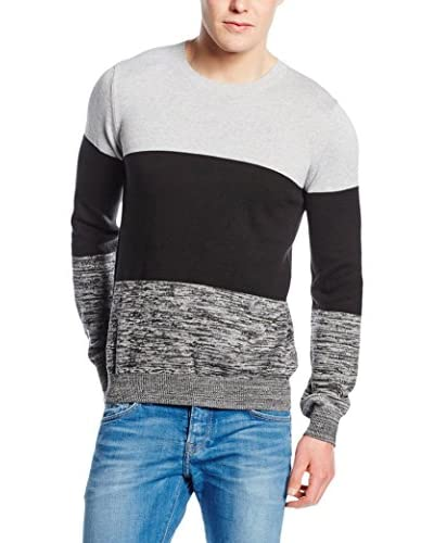 Pepe Jeans London Jersey Fisherman Gris Claro