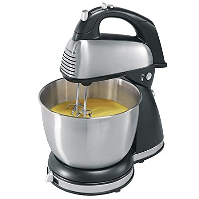 6 Speed Classic Stand Mixer 6 Speed Classic Stand Mixer from Hamilton Beach