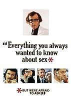 Was Sie schon immer �ber Sex wissen wollten...