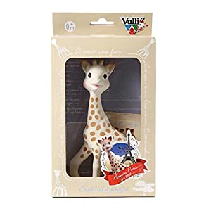 Vulli Sophie the Giraffe Teether, 2-pack