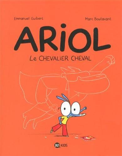Ariol n° 02 chevalier cheval (Le)