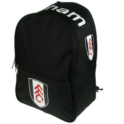 Official Fulham FC Backpack - A Great Christmas, Birthday, Valentine, Anniversary Gift For Husbands, Fathers, Sons, Boyfriends, Friends and Any Avid Fulham Football Club Fan Supporter