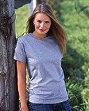Jerzees Ladies 50/50 Short Sleeve T-Shirt. 29W