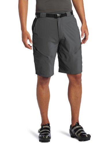 Zoic Men's Black Market Bike Shorts with RPL Liner