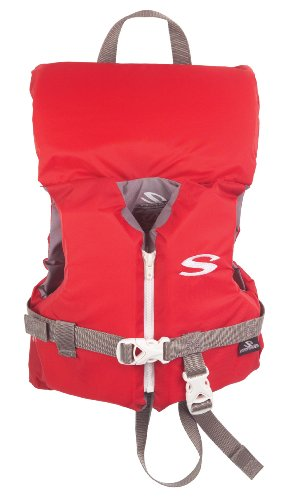 Stearns Infant Classic Boating Vest, Red