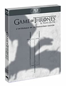 Game of Thrones (Le Trône de Fer) - Saison 3 [Blu-ray]