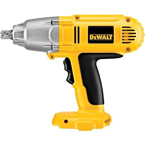 DEWALT Bare-Tool DW059B 1/2-Inch 18-Volt Cordless Impact Wrench (Tool Only, No Battery) by DEWALT