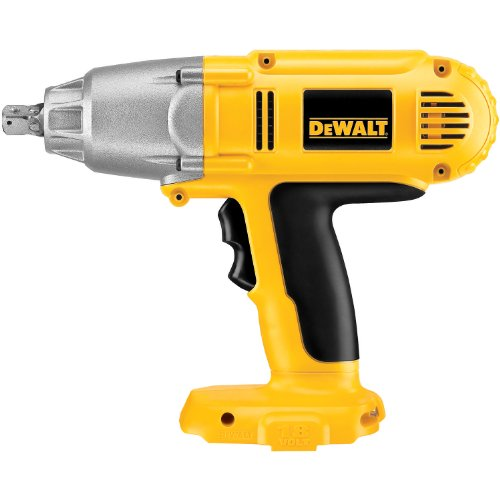 Bare-Tool DEWALT DW059B  1/2-Inch 18-Volt Cordless Impact Wrench (Tool Only, No Battery)