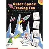 img - for Outer Space Tracing Fun Book book / textbook / text book