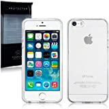 iPhone 5 TPU Gel Skin / Case / Cover - Clear