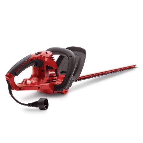 Best Review Of Toro 51490 Corded 22-Inch Hedge Trimmer