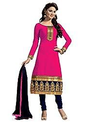 Nilkanth Enterprise Rani Dress Material