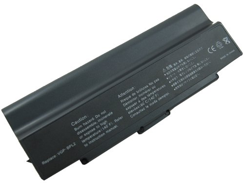 Sony VAIO High Capactiy Laptop Battery VGP-BPS2 / VGP-BPL2 7200mAh