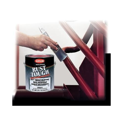 krylon-industrial-coatings-rust-tough-08316-light-machinery-gray-gloss-alkyd-enamel-paint-1-gal-pail