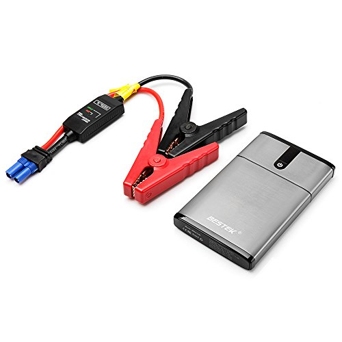 BESTEK 300A Peak Jump Starter 5400mAh Car Battery Charger (Peak Charger compare prices)