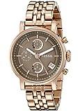 Fossil Women's ES3494 Original Boyfriend Chronograph Rose Gold-Tone Stainless Steel Watch