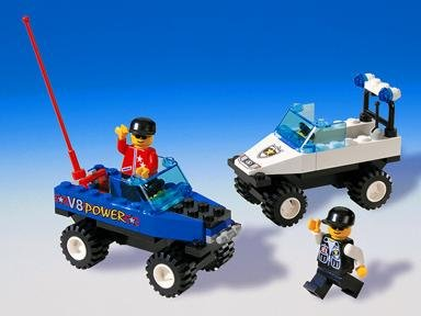 LEGO Town 6333 Race and Chase Special Value Pack - 1