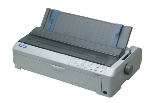 Epson FX2190N Dot Matrix Printer with Network Interface (2x9-Pin, 136 Colour, 627 CPS)