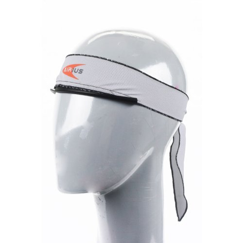 Airius Wixter Tie-On Headband White