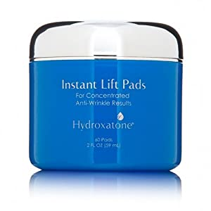 Hydroxatone Instant Lift Pads for Concentrated Anti-Wrinkle Results 2 oz / 60 ml(60count)