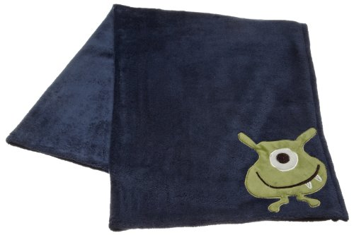 Baby Monster Bedding 8455 front