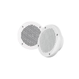 Fusion FSM-65 6.5-Inch 2-Way 200 Watts Marine Speaker
