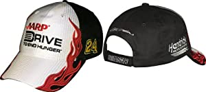 Buy Checkered Flag Jeff Gordon #24 Adjustable Fast Time Hat by Checkered Flag