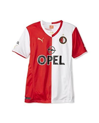PUMA Men's Feyenoord Rotterdam Home Tee
