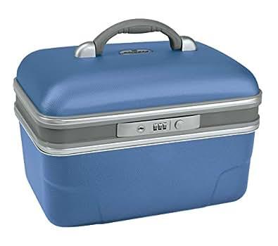 Savebag - Vanity rigide 34 cm - Capacité : 13 Litres - Bleu Lazuli