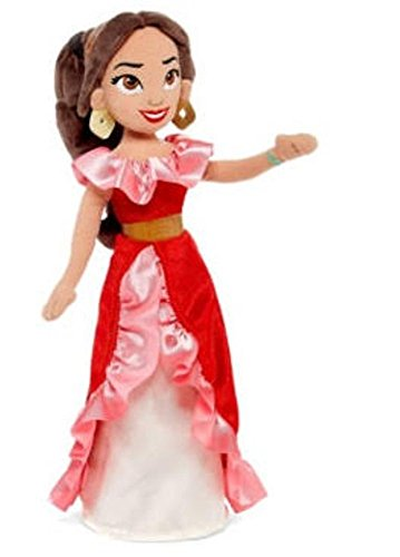 Disney Collection Elena of Avalor Plush Doll ~ 15""