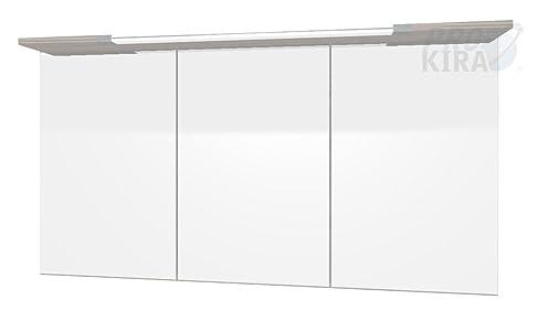 pelipal lunic armadietto a specchio (Lu SPS 18) Mobili da bagno/Comfort n/140cm