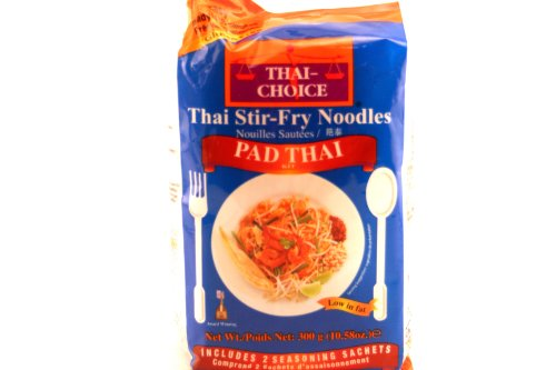 Thai Choice Pad Thai Noodle Kit (Thai Stir-Fry Noodles) - 10.58oz (Pack of 3) (Stir Fry Kit compare prices)
